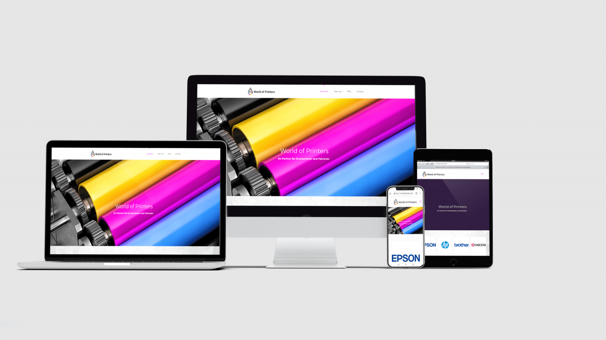 SimplePress.de Webdesign Ostfriesland Wittmund World of Printers