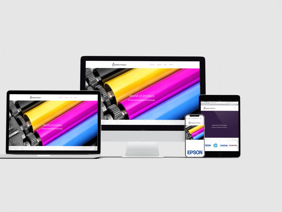 SimplePress.de Webdesign Ostfriesland Wittmund World of Printers